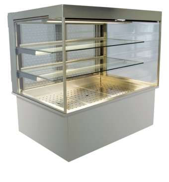 Built-in refrigerated display cases HCO - Gastro - Gastro HCOE-80-70-Z