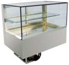Built-in refrigerated display cases - Green - Green GE-80-54-E PRO*)