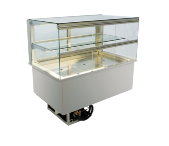 Built-in refrigerated display cases with flaps - Gastro - Gastro GE-80-53-E KL*)