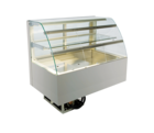 Built-in refrigerated display cases with flaps - Gastro - Gastro GR-80-53-E KL PRO*)
