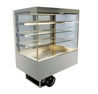 Built-in refrigerated display cases HCO - Gastro - Gastro HCOE-145-87-E RG PRO