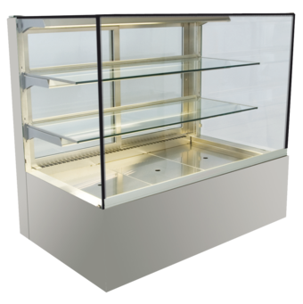 Built-in refrigerated display cases - Green - Green GE-80-71-Z PRO*)
