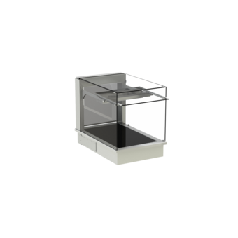Built-in heated display cases EC - Built-in heated display cases EC - W GE-44-45 EC PRO