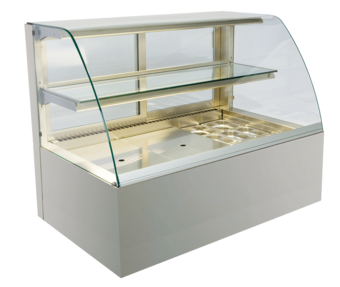 Built-in refrigerated display cases - Gastronorm - Gastro GR-80-53-Z PRO*)