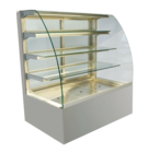 Built-in refrigerated display cases - Gastronorm - Gastro GR-80-87-Z PRO*)