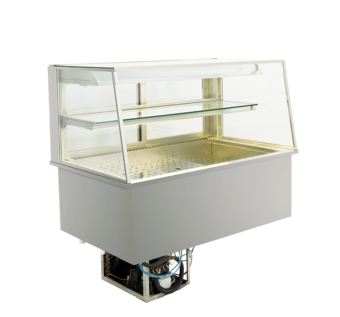 Open built-in refrigerated display cases - Gastro M1 - Green OS-112-53-E
