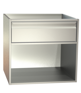 non-refrigerated cabinets - Gastronorm - OL 76-65