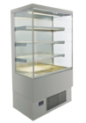 Brillant multideck cabinets - with straight or inclined CNS intermediate shelves - BRILLANT KR 112-E