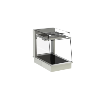 Built-in heated display cases EC - Built-in heated display cases EC - W GS-44-53 EC PRO