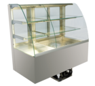 Built-in combination display cases - KGU - KGU GR-152-70-E PRO