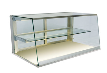 Kristall glass enclosure - Closed front - GUK GS-80-53