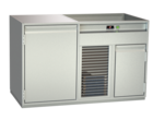 Refrigerated service counters - Refrigerated service counters - AR 133-1T-90