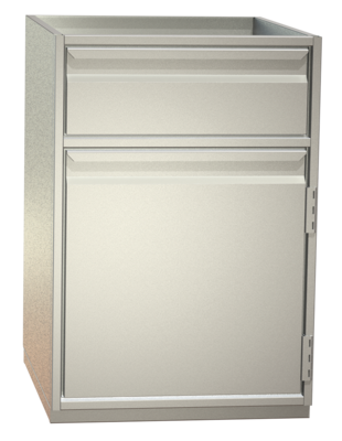 Non-refrigerated cabinets - Add-on cabinets - DL 35-85 R