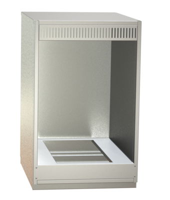 Non-refrigerated cabinets - Built-in cabinets for ice cube maker - EWE-53