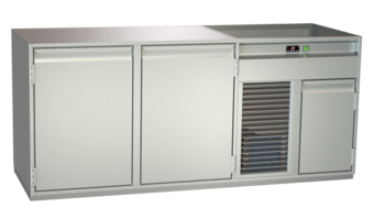 Refrigerated service counters - Refrigerated service counters - AR 191-2T-90