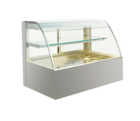 Open built-in refrigerated display cases - Gastro M1 - Green OR-80-53-Z PRO