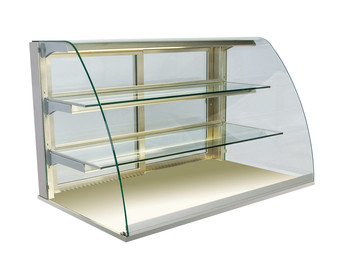 Kristall glass enclosure - Closed front - GUK GR-80-70
