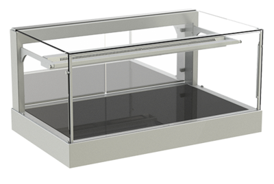 IDEAL AKE - Built-in heated display cases EC