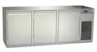 Refrigerated service counters - Back bar counters - AFR 209-3T-85