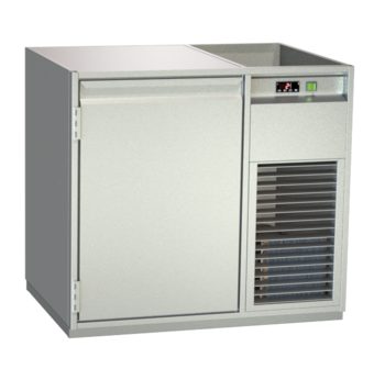 Refrigerated service counters - Refrigerated service counters - AFR 98-1T-90