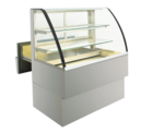 Stand-alone combo refrigerated display cases - Green KSL - Green KSL GR-80-144-Z