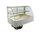 Open built-in refrigerated display cases - Gastro H1 - Gastro OR-80-53-E RG PRO