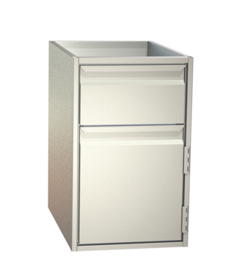 non-refrigerated cabinets - Gastronorm - DL 44-76