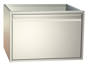 non-refrigerated cabinets - Gastronorm - S1 76-46