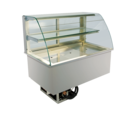 Open built-in refrigerated display cases - Gastro H1 - Gastro OR-177-53-E RG