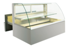 Built-in refrigerated display cases with cake drawer - BAK L - BAK L GR-92-51-Z