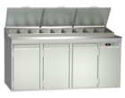 Food preparation stations - Gastronorm - BLGZ 3-70-3T