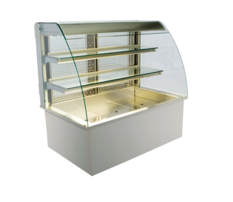 Open built-in refrigerated display cases - Gastro M2 - Gastro OR-51-70-Z