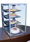 Refrigerated cake display cases - Cake Tower - CakeTower 78-E