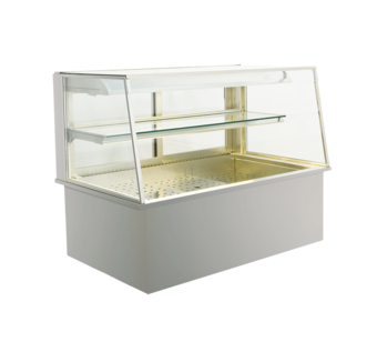 Open built-in refrigerated display cases - Gastro M1 - Green OS-80-53-Z