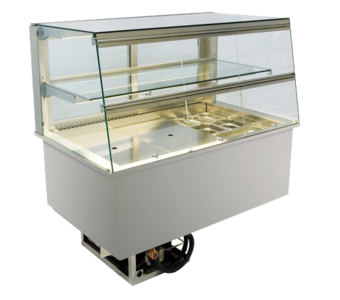 Built-in refrigerated display cases with flaps - Gastro - Gastro GS-177-53-E KL