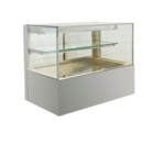 Open built-in refrigerated display cases - Gastro M1 - Green OE-80-53-Z PRO