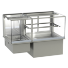 Built-in combination display cases - KGW - KGW GE-127-53-Z