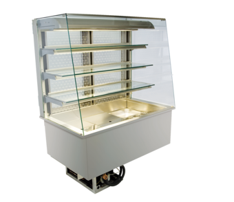 Open built-in refrigerated display cases - Gastro M2 - Gastro OS-80-87-E