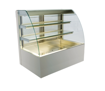 Open built-in refrigerated display cases - Gastro M2 - Gastro OR-51-70-Z PRO