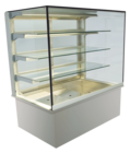 Built-in refrigerated display cases - Green - Green GE-145-88-Z
