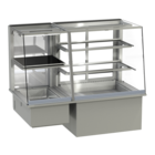 Built-in combination display cases - KGW - KGW GS-127-70-Z