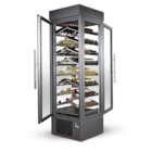 "Refrigerated wine cabinets - ""TWIN"" - WKS TWIN 67-E"