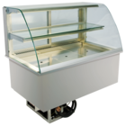 Built-in refrigerated display cases - Gastronorm - Gastro GR-112-53-E