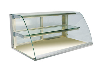 Kristall glass enclosure - Closed front - GUK GR-80-53