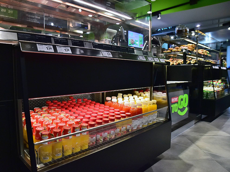 "Success Story ""REWE To Go"" at Cologne"