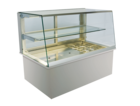 Built-in refrigerated display cases - Gastronorm - Gastro GS-80-53-Z*)