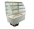 Built-in refrigerated display cases with flaps - Gastro - Gastro GR-80-87-E KL*)