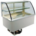Built-in refrigerated display cases - Green - Green GR-145-54-E