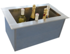 Bootle and Liquor coolers - Bottle cooling wells - FK 8-E
