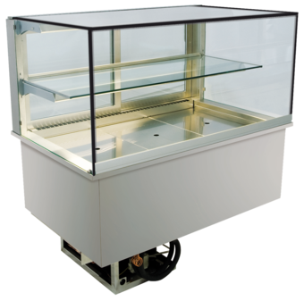 Built-in refrigerated display cases - Green - Green GE-145-54-E